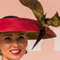 Louise Macdonald Milliner in the Oaks Day Millinery Award 2017: top 10 finalist