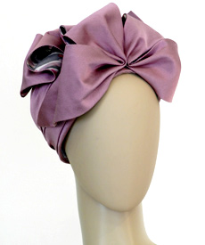 Fashion hat Dorothy by Melbourne milliner Louise Macdonald