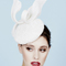 Fashion hat Prasline, a design by Melbourne milliner Louise Macdonald
