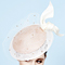 Fashion hat Sabella, a design by Melbourne milliner Louise Macdonald
