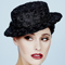 Fashion hat Vintage Boater, a design by Melbourne milliner Louise Macdonald