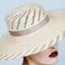 Fashion hat Zelma, a design by Melbourne milliner Louise Macdonald