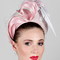 Fashion hat Cressida, a design by Melbourne milliner Louise Macdonald