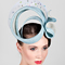 Fashion hat Neptune, a design by Melbourne milliner Louise Macdonald