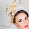 Fashion hat Summer Halo, a design by Melbourne milliner Louise Macdonald