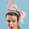 Fashion hat Vera, a design by Melbourne milliner Louise Macdonald