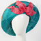 Fashion hat Mia Grande Beret, a design by Melbourne milliner Louise Macdonald