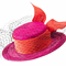 Louise Macdonald Milliner's 2016 collection for Hugo Boss Melbourne - Fashion hat Birdie Boater