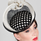 Louise Macdonald Milliner's 2017 collection for Hugo Boss Melbourne - Fashion hat Saturn Return