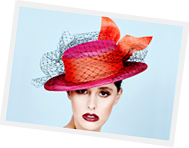 Millinery course at Louise Macdonald's studio in Melbourne: Wednesday Millinery Class