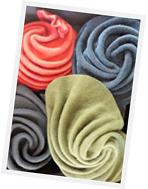 Felt beret designed by Irish milliner Lina Stein